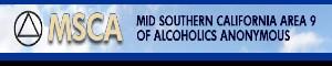 MSCA-09 Alcoholics Anonymous